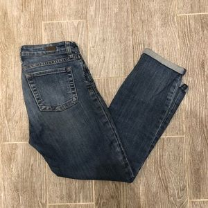 Kut From The Kloth Ankle Jeans Size 2 Inseam 27